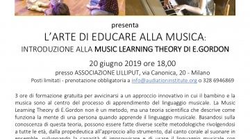 MILANO - Presentazione VII Corso Internazionale
