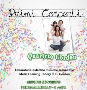 lezioni concerto QG a Fossano e Carmagnola