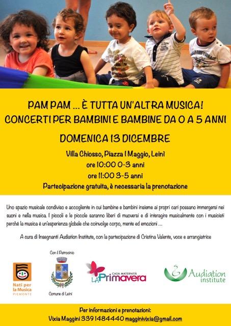 Concerto Leinì 13-12-2015