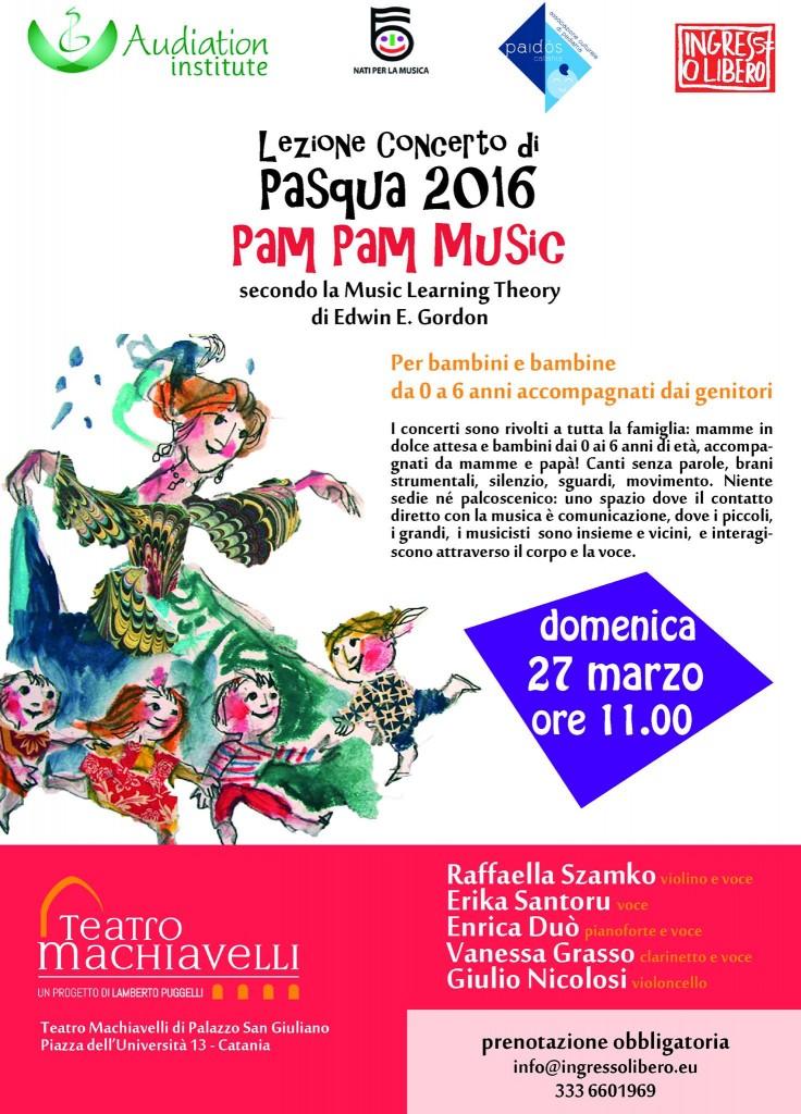 lezione concerto catania psqua 2016